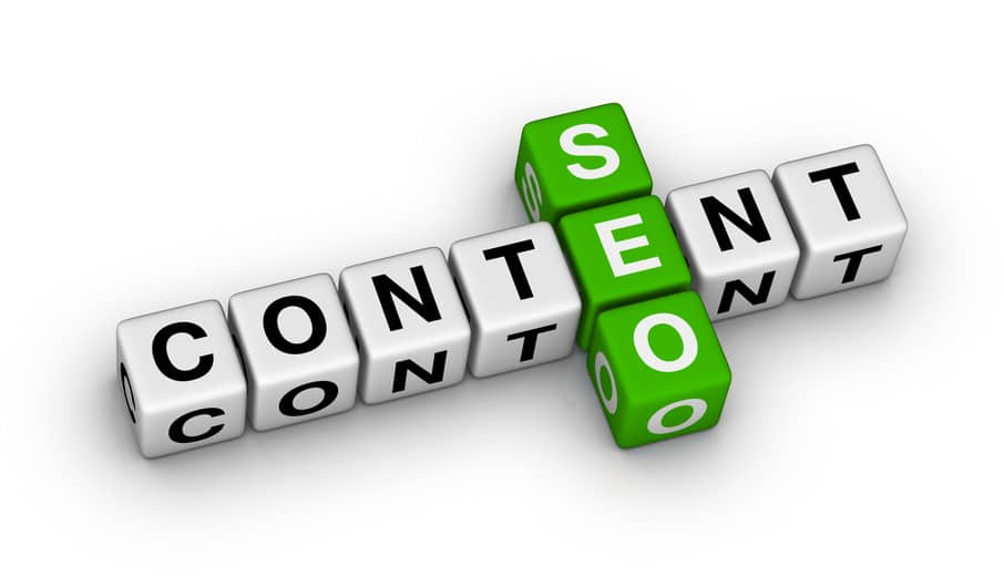 Report not provided, content marketing and SEO