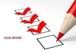 Lead generation controllare gli obiettivi - kpi - goal review