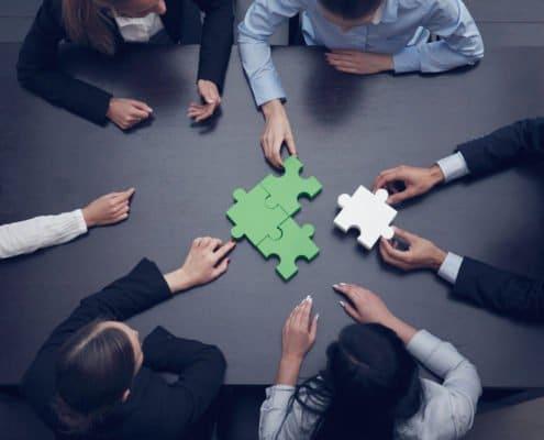 Assemblare un Team di Marketing - Assemblare una Squadra di Marketing